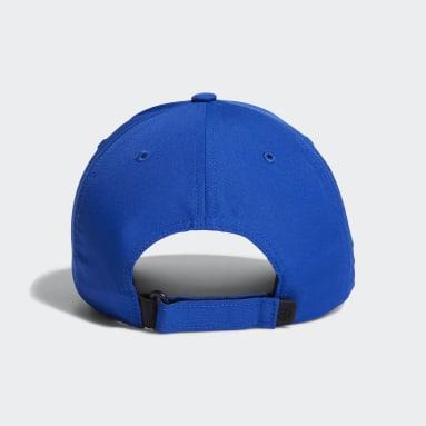 Golf Blue Crestable Performance Cap