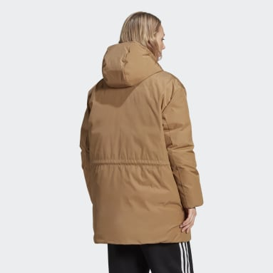 Dam Originals Brun Down Parka