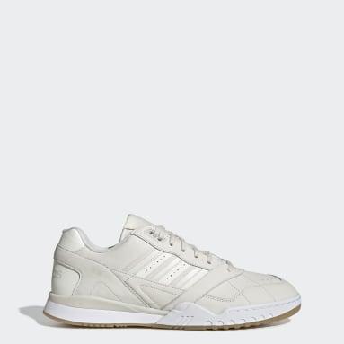 Originals White A.R. Trainer Shoes