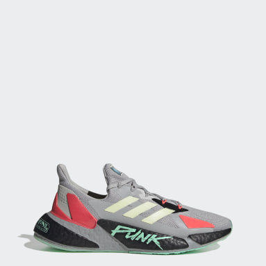 Running Grey X9000L4 Cyberpunk 2077 Shoes