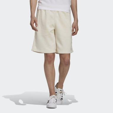 Heren Originals Wit Adicolor 3-Stripes Short