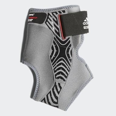 Basketball Grey Adizero Speedwrap Ankle Brace