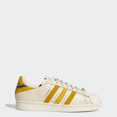 Originals White Yara Shahidi Superstar Shoes
