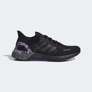Running Black Ultraboost 20 City Light Shanghai Shoes
