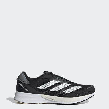 Hardlopen Zwart Adizero Adios 6 Schoenen
