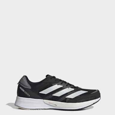 Running Black Adizero Adios 6 Shoes