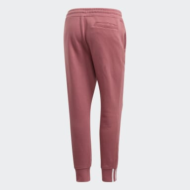 Pants - Corte Medio Granate Mujer Originals