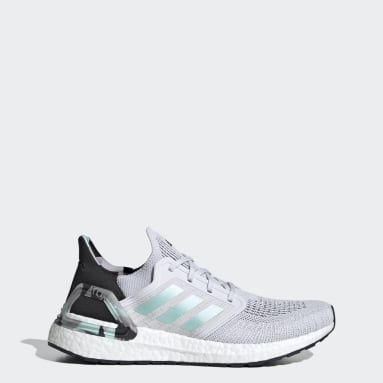 Chaussure Ultraboost 20 gris Course