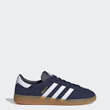 Sapatos München Azul Originals