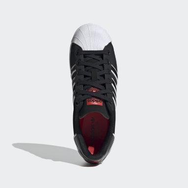 Superstar Up Shoes Czerń