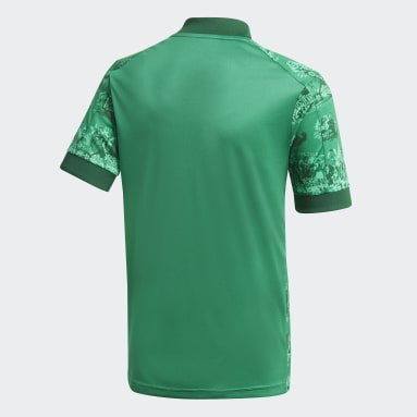 Red Star FC 20/21 Home Jersey Zielony
