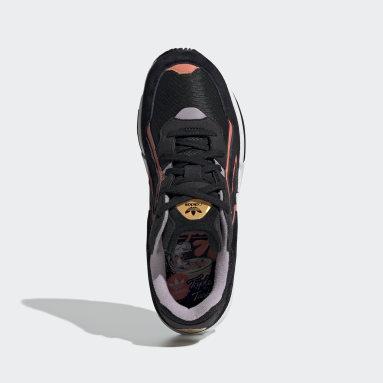 Men Originals Black Yung-96 Chasm Shoes
