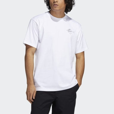Originals White The Answer Is Never Tee (Gender Neutral)