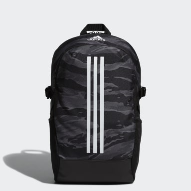 Training Black Power Graphic Backpack