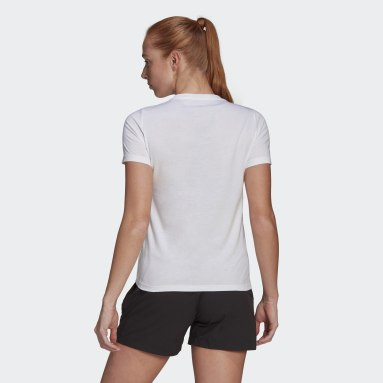 Camiseta Travel Graphic Blanco Mujer TERREX