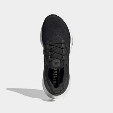 Zapatilla Ultraboost 21 Negro Mujer Running