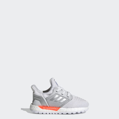 Infant & Toddler Running Grey Ultraboost 20 Shoes