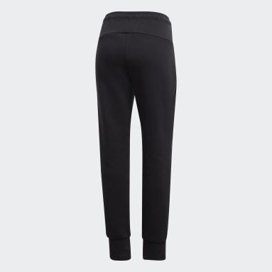 Pantaloni Must Haves 3-Stripes Nero Donna Sportswear
