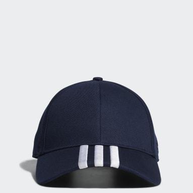 Women Golf Blue Twill Cap