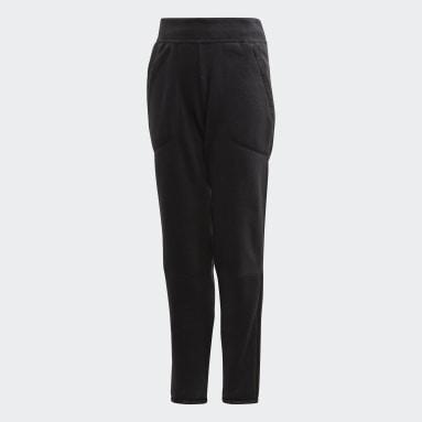 Girls Fitness Og Træning Sort adidas Z.N.E. Warm-Up bukser