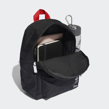 Kids Originals Black Disney Mickey Backpack