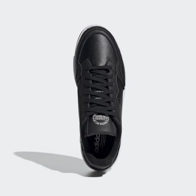 Originals Black Supercourt Shoes