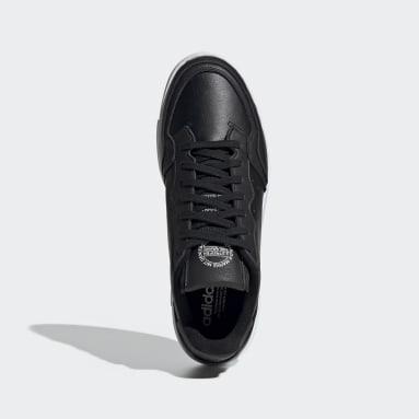 Zapatillas Supercourt Negro Hombre Originals