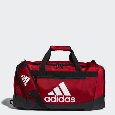 Training Red Defender Duffel Bag Medium
