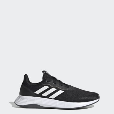 Women Running Black QT Racer Sport Shoes