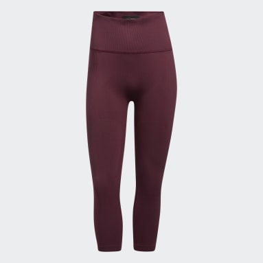 Women Training Red Formotion Sculpt Tights (Plus Size)