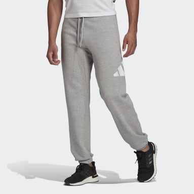 Men's Sportswear Grey adidas Sportswear Badge of Sport Sweat Pants