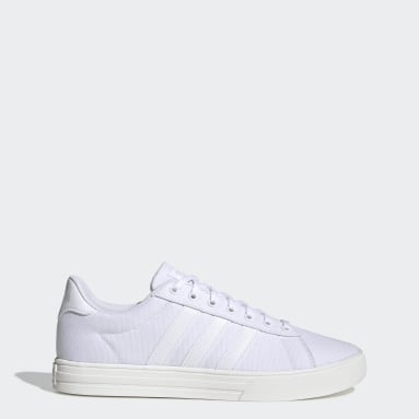 Men Skateboarding White Daily 2.0 Shoes