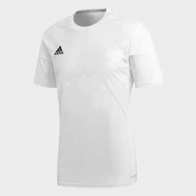 Men Gym & Training White Squadra 17 Jersey