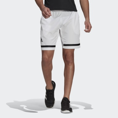 Tennis Club  Shorts Hvit