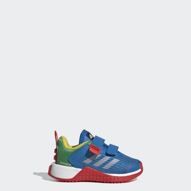 Infants Running Blue adidas x Classic LEGO® Sport Shoes