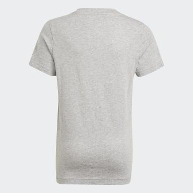 Jongens Sportswear Grijs Essentials T-shirt