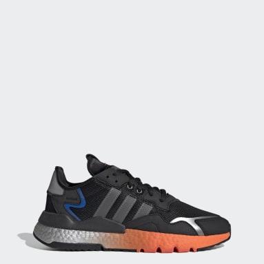 Erkek Originals Siyah Nite Jogger Ayakkabı