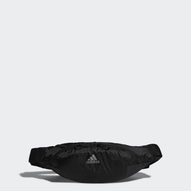 Tennis Svart Run Waist Bag
