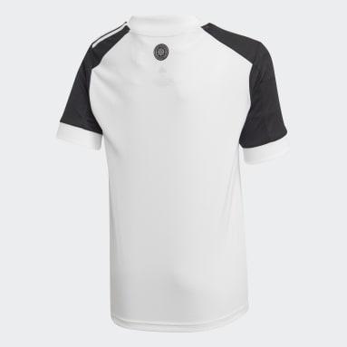 Jongens Voetbal Wit Fulham FC Thuisshirt