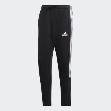 Pantalón Must Haves 3 Tiras Tiro Negro Hombre Sportswear
