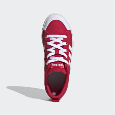 Zapatillas Bravada (UNISEX) Rojo Niño Diseño Deportivo