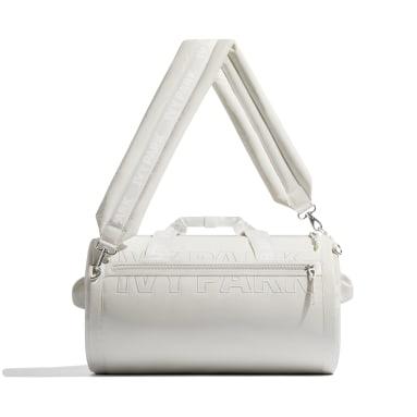 белый Спортивная сумка