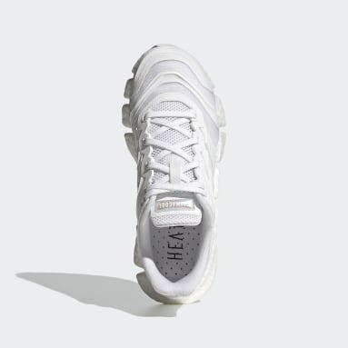 Youth Running White Climacool Vento Shoes