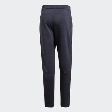 Pantalón Tapered adidas Z.N.E. Azul Hombre Sportswear