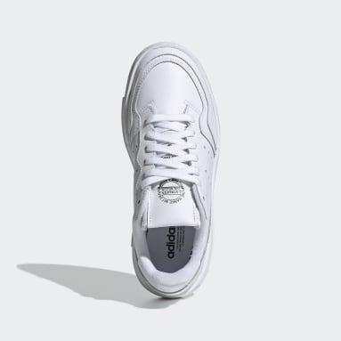 Chaussure Supercourt blanc Adolescents Originals