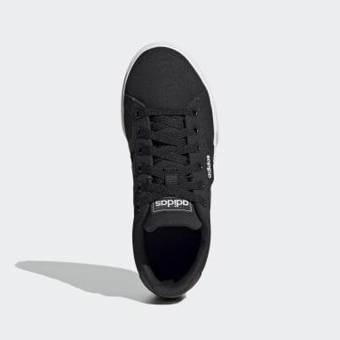 Kids Essentials Black Daily 3.0 Shoes