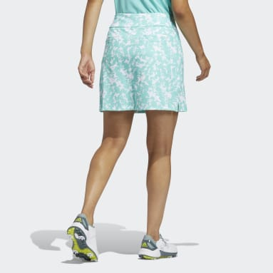 Jupe-short Ultimate365 Primegreen Printed Blanc Femmes Golf