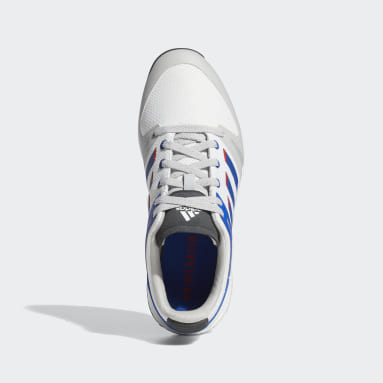 EQT Spikeless Wide Golf Shoes Bialy
