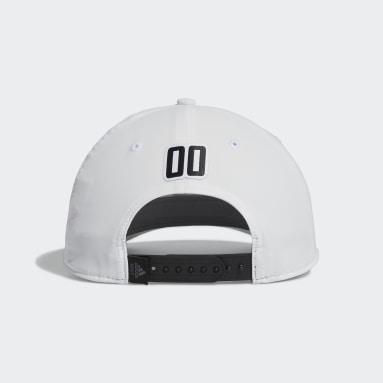 Men Golf White Primeblue Hat