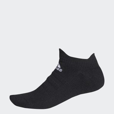 Tennis Black Alphaskin Low Socks